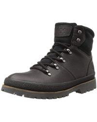 Helly Hansen Brinken-m Hiking Boot - Black