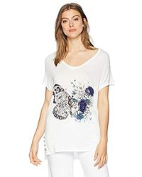 Desigual - Caden Short Sleeve T-shirt - Lyst