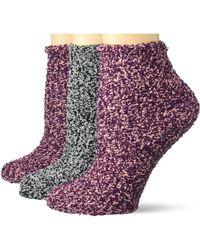 Dr. Scholls - Soothing Spa Low Cut Gripper Socks - Lyst