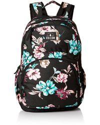 Volcom Womens Fieldtrip Poly Backpacks - Black