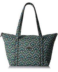 Vera Bradley - Miller Travel Bag, Signature Cotton - Lyst