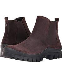 Calvin Klein - Ck Jeans Hugo Oiled Suede Boot - Lyst