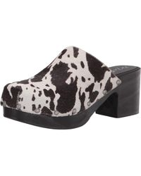 Matisse Holly Platform Clog - Black
