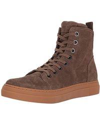 cdfc53ad98b Lyst - Steve Madden Ristt High Top Sneaker in Brown for Men