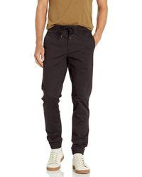 Goodthreads Slim-Fit Jogger Pant Slip - Noir
