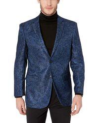 U.S. POLO ASSN. Stretch Cotton Sport Coat - Blue
