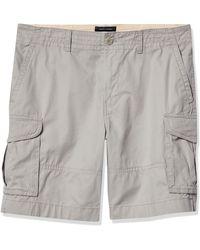 Tommy Hilfiger 6 Pocket Cargo Shorts - Gray