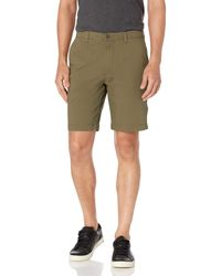 """Amazon Essentials Slim-fit Lightweight Stretch 9"""" Short - Vert"""