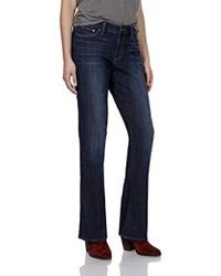 Lucky Brand Sweet Mid Rise Bootcut Jean - Blue