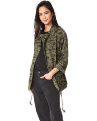 Rebecca Minkoff Monarda Coat - Green