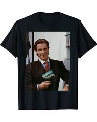Perry Ellis Patrick's- Greatest Funny Hits For T-shirt - Black