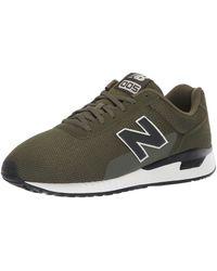 New Balance 5v2 Sneaker in Black for