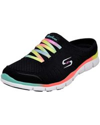 Skechers - Sport No Limits Slip-on Mule Sneaker - Lyst