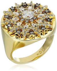 Noir Jewelry - Heavenly Ornaments Ring - Lyst
