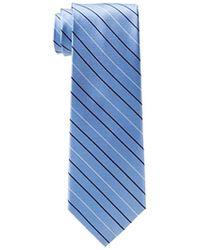 Tommy Hilfiger - Thin Stripe Tie - Lyst