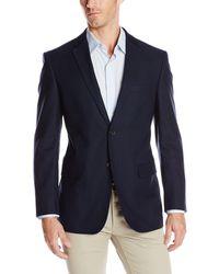 U.S. POLO ASSN. Cotton Sport Coat - Blue