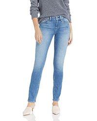 PAIGE - Skyline Skinny Jeans - Lyst