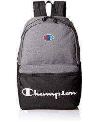 Champion Uscript Backpack - Gray