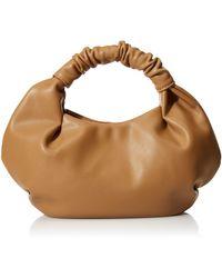 The Drop Addison Soft Volume Top Handle Bag - Brown