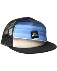 Quiksilver - Slash Turner Hat - Lyst