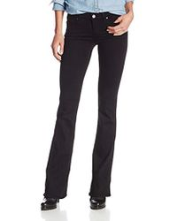 PAIGE - Skyline Bootcut Jeans - Lyst