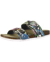 Madden Girl Brinaa Sandal - Multicolor