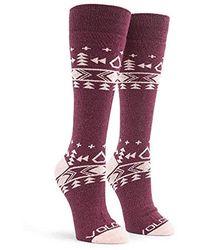Volcom - Tundra Heavy Weight Snow Sock, - Lyst