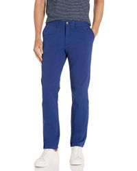 Tommy Hilfiger - Stretch Chino Pants In Custom Fit - Lyst