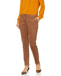Tommy Hilfiger Straight Pants - Brown