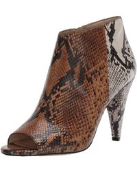 Vince Camuto Azalea Ankle Boot - Brown