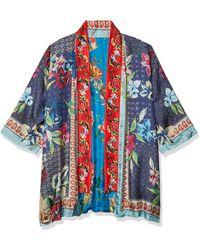 Johnny Was Kimono - Multicolor
