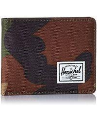 Herschel Supply Co. - Roy Rfid Wallet, - Lyst