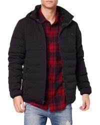 Oakley Diversify Puffer Hoodie Jacket - Multicolour