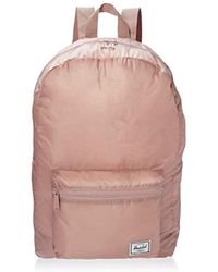 35c3ed9f0e0a Lyst - Herschel Supply Co. Packable Cotton Daypack Backpack in Green