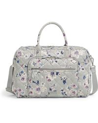 Vera Bradley Performance Twill Lay Flat Weekender Travel Bag - Multicolor