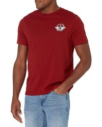 Dockers Logo T-shirt - Red