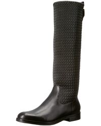 Cole Haan Lexi Grand Stretch Boot Mid Calf - Black