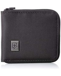 Victorinox Zip-around Wallet - Black