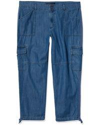 Tommy Hilfiger Cargo Pant - Blue
