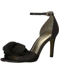 Adrianna Papell Gracie Heeled Sandal - Black