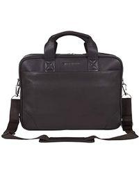 Ben Sherman - Laptop Business Briefcase, - Lyst
