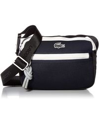 Lacoste S Motion Crossover Bag - Blue