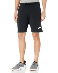 RVCA Sport Short Iii - Black