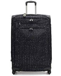 Kipling Unisex-adult's Youri Spin 78 Wheeled Luggage - Black