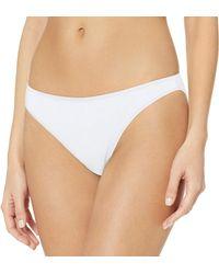 Only Hearts Organic Cotton Badass Bikini - White