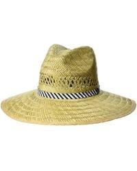 Volcom Womens Straw Sun Hat - Natural