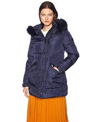 Rachel Roy Puffer Jacket - Blue