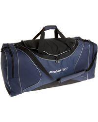 Reebok V Series Large Duffle,navy,one Size - Blue