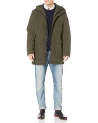 Kenneth Cole - Parka Jacket - Lyst
