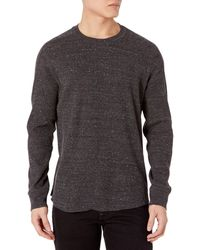 Vince Long Sleeve Crew - Gray